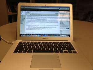 photo macbook air