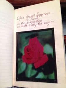 friendship quote with rose 3_2013