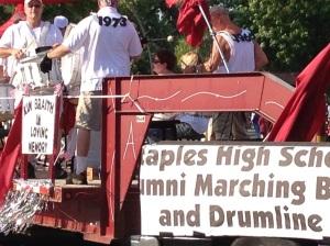 alumni marching band