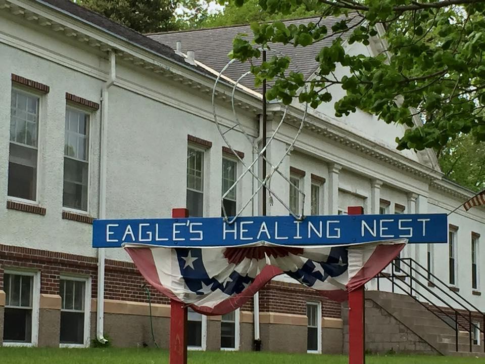 Eagle's Healing Nest